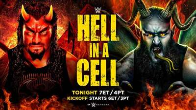 WWE: Resultados Hell in a Cell
