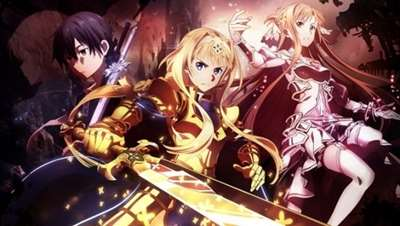 Sword Art Online: Alicization - War of Underworld Part 2 11