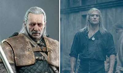 The Witcher 2: Vesemir el Maestro Brujo de Geralt