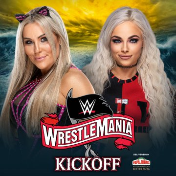 WWE: Liv Morgan vence a Natalya en Wrestlemania 36