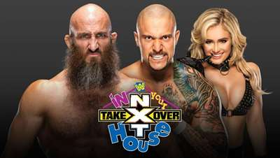 WWE: Karrion Kross vence a Tommaso Ciampa en NXT TakeOver In Your House