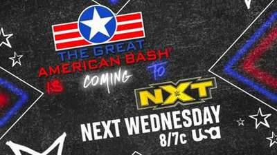 WWE: Cartelera The Great American Bash 2020 día 1