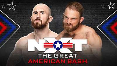 WWE: Timothy Thatcher vence a Oney Lorcan en The Great American Bash