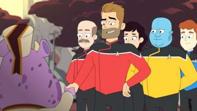 Star Trek: Lower Decks Capítulo 2