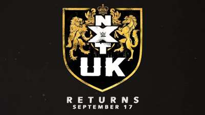WWE: ¡Regresa NXT UK!
