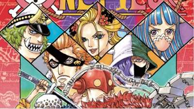 One Piece Manga 992