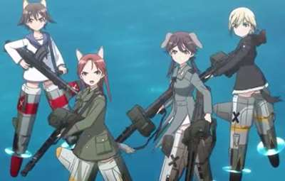 Strike Witches: Road to Berlin Capítulo 3