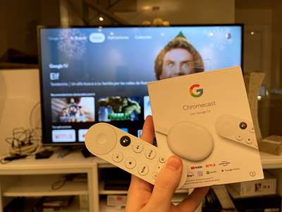 Chromecast con Google TV, la evolución definitiva del Chomecast