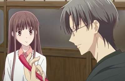 Fruits Basket Temporada 3 Capítulo 3