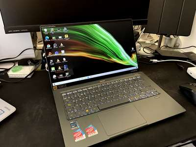 Análisis Acer Swift 5 (2021)